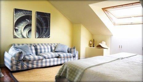 Picchair slaapkamer